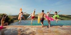 Neuer Trend – so kannst du den Pool vom Nachbarn mieten