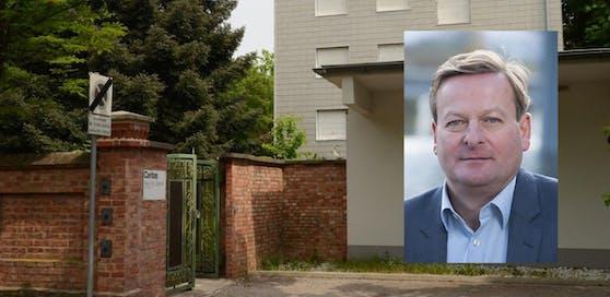 FP-Asyllandesrat Gottfried Waldhäusl will die rund 100 Bewohner des Heimes St. Gabriel in anderen Quartieren unterbringen.
