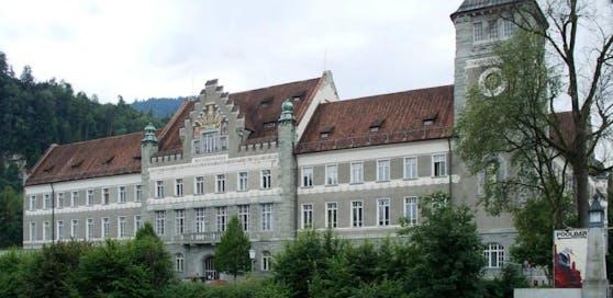 Das Landesgericht Feldkirch.