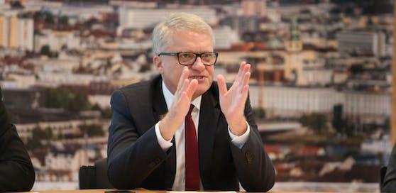 Klaus Luger (SPÖ) hat eine klare Meinung zur Impfplicht.
