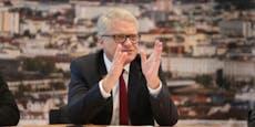 """Stadtchef Luger: """"Bin für eine generelle Impfpflicht"""""""
