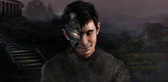 Das ist Norman, der Psychopath