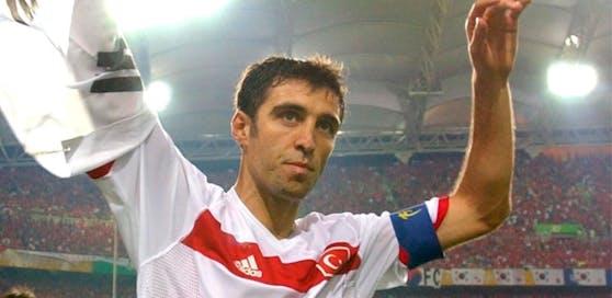 Hakan Sükür (Bild aus 2008): Vom gefeierten türkischen Fußball-Star zum mittellosen Uber-Fahrer in den USA.