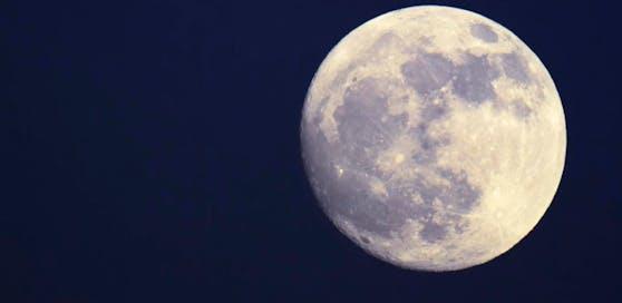 USA und Russland planen gemeinsame Mondstation