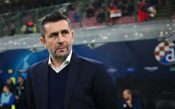 Dinamo-coach Nenad Bjelica verliert seinen kompletten Betreuerstab.