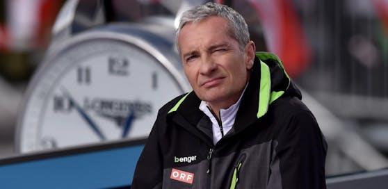 2021 wird ein Jahr voller Arbeit für ORF-Anchorman Rainer Pariasek.