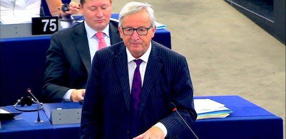 Juncker Europaparlament