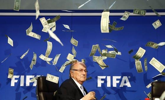 Ex-FIFA-Boss Sepp Blatter