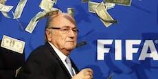 Ex-FIFA-Boss Blatter zu Millionen-Zahlungen befragt