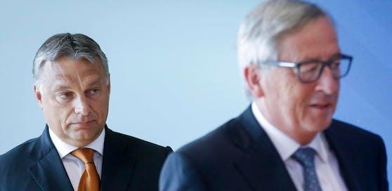 Orban erhielt eine Abfuhr aus Brüssel