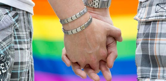 Bevor die FPÖ einer Öffnung der Ehe für homosexuelle Paare zustimmt, will Strache erst noch mit der katholischen Kirche sprechen.