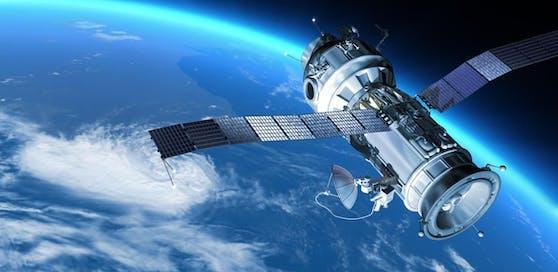 Jetzt ist es gewiss: chinesische Raumstation wird über St. Pölten abstürzen (Symbolbild).