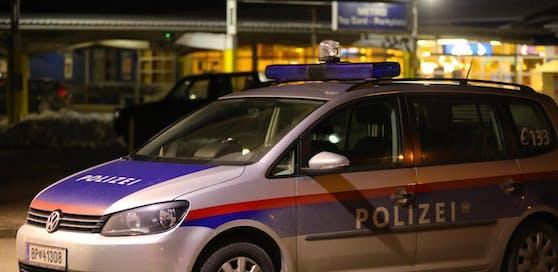 Eine Tankstelle in der Steyrer Dukartstraße wurde überfallen.