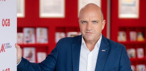 AK Niederösterreich-Präsident Markus Wieser.