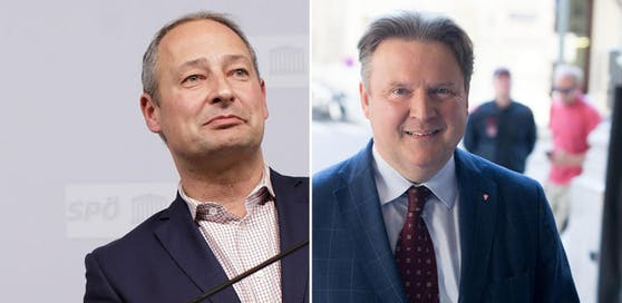 Jetzt ist es fix: Das Match um die Nachfolge von Michael Häupl wird zwischen Andreas Schieder und Michael Ludwig entschieden.