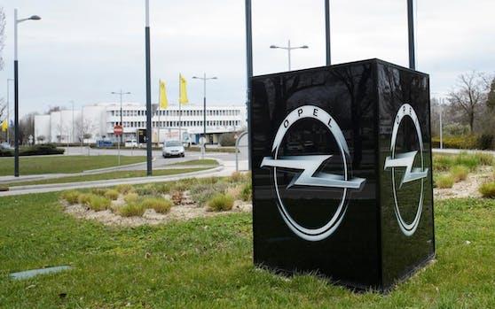 Das Opel-Werk in Wien-Aspern existiert seit 40 Jahren
