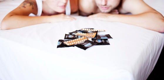 Heißt es bald Pille statt Kondom für den Mann?
