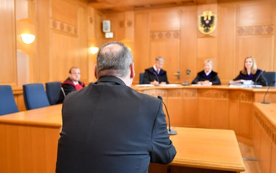 Die Höchststrafe gegen den Beschuldigten wurde bestätigt.