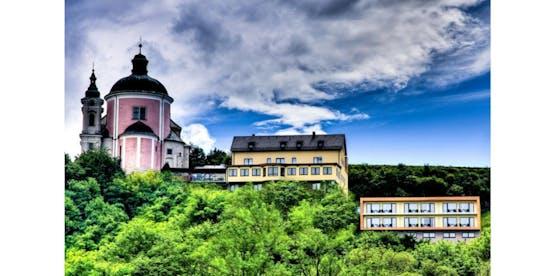 """Beim Christkindlwirt in Steyr planten die """"Identitären"""" am 27. April ihren Stammtisch."""