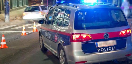 Die Polizei nahm sofort die Verfolgung auf (Symbolfoto)