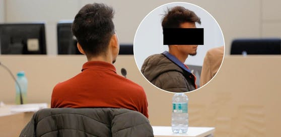 Afghane (20) vor Gericht in Korneuburg