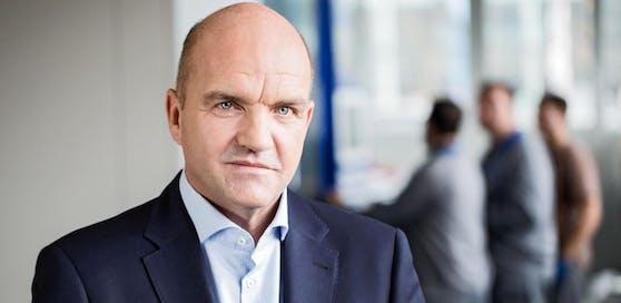 Arbeiterkammer NÖ-Chef Markus Wieser