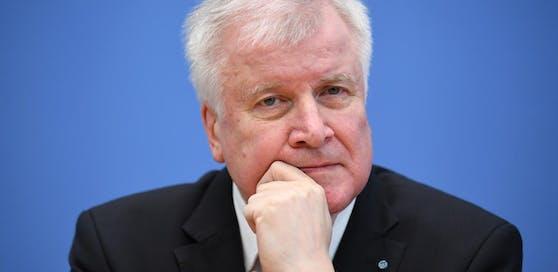 Der deutsche Heimat-Minister Horst Seehofer
