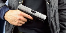 Polizei stoppt bewaffnete Männer in Wiener Fortgehzone