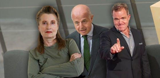 Ex-Justizminister Clemens Jabloner, Autorin Elfriede Jelinek und Schauspieler Clemens Obonya sind nur drei der Unterzeichner des Offenen Briefs.