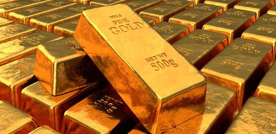 Das Gold hatte einen Wert von 30 Millionen US-Dollar.
