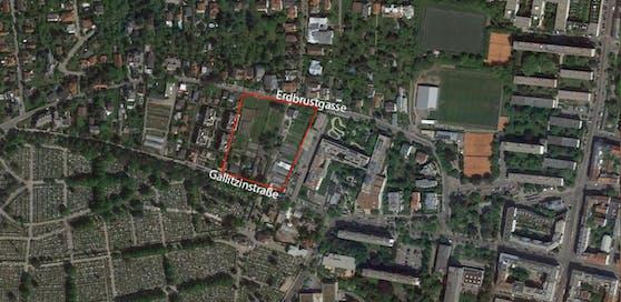 Das geplante Wohnbauprojekt in der Gallitzinstraße (Ottakring) sorgt wieder für Ärger.
