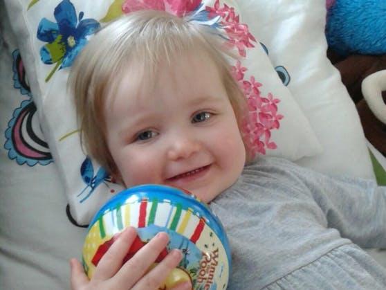 Ein passender Spender könnte dafür sorgen, dass die Kleine bald wieder öfter lachen kann.
