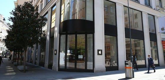 Am 5. Mai sperrt Apple den Store in Wien wieder auf.