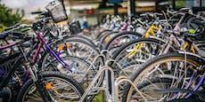 Linz bekommt 71 neue Radständer für 284 Räder