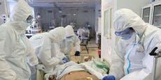 24 von 31 Intensivpatienten in Österreich nicht geimpft