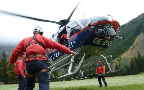 Bergrettung und Polizei suchen nach vermisstem Wanderer aus Liezen