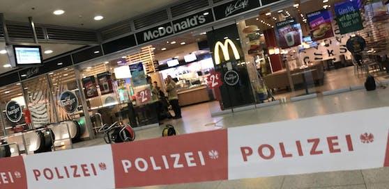 Am Linzer Bahnhof haben viele Menschen ein ungutes Gefühl.