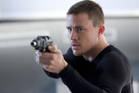 "Channing Tatum (Duke) in ""G.I. Joe - Geheimauftrag Cobra"""