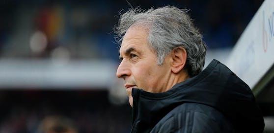 Basel-Coach Marcel Koller steht in der Kritik.