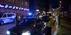 Polizei stoppt Biker in Wien, dann eskaliert alles