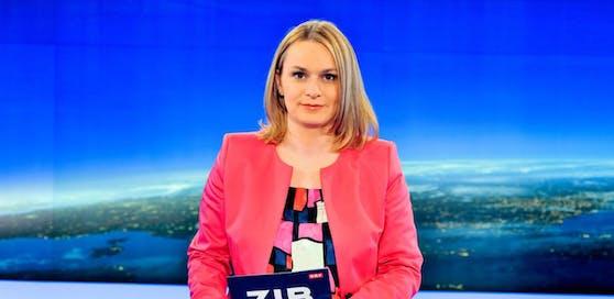 """""""ZIB 2""""-Moderatorin Lou Lorenz-Dittlbacher analysiert in ihrem neuen Buch die soziale Realität von weiblichen Politikern."""