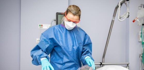 In Niederösterreich sind aktuell 31 Corona-Fälle registriert.
