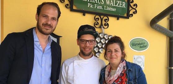 Niki Scherak besuchte das Wirtshaus Walzer in Gneixendorf bei Krems.