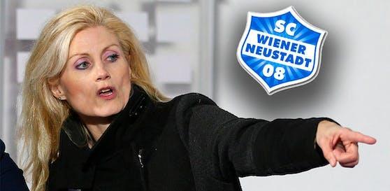 Wr.-Neustadt-Präsidentin Katja Putzenlechner