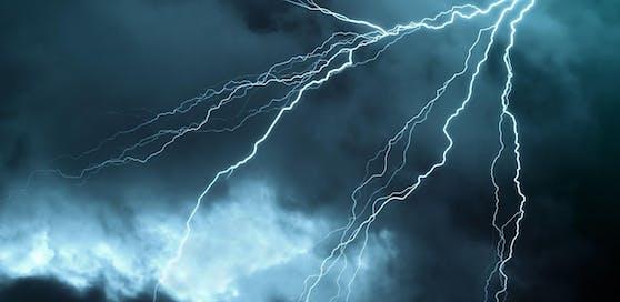 Achtung: Unwetterwarnung für den Raum Krems.