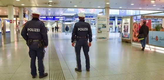 Einsatz am Hauptbahnhof (Symbolbild).