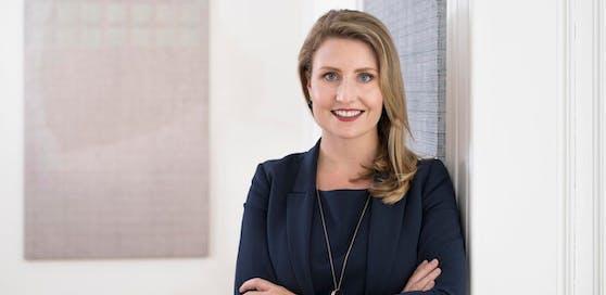 Frauen- und Integrationsministerin Susanne Raab (VP)
