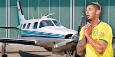 Flugzeugabsturz: Prozess nach Tod von Fußball-Star Sala