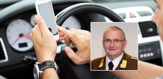 Dieter Jost war Ersthelfer beim Unfall auf der A21.