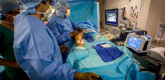 Führte mißglückte Operation zur Impotenz?